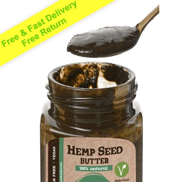 Hemp Seed Butter 8 oz (230g) Urbech
