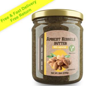 Apricot Kernels Butter (230 g) 8 oz Urbech