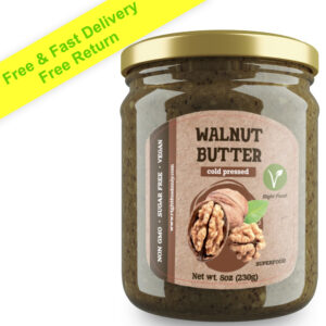 Walnut Nut Butter | 8oz - 230g | RAW
