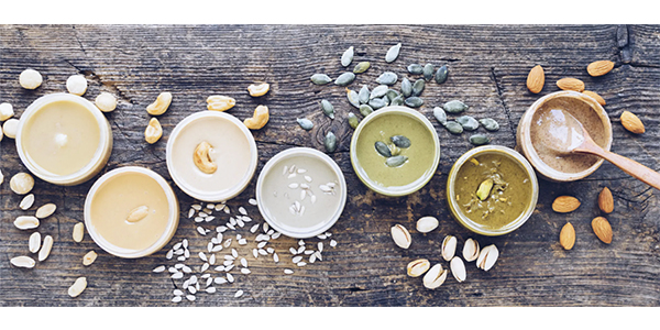 Nut and seed butters 101