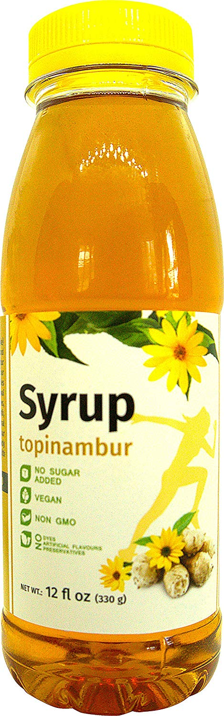 Topinambur Syrup | Sugar Free 4