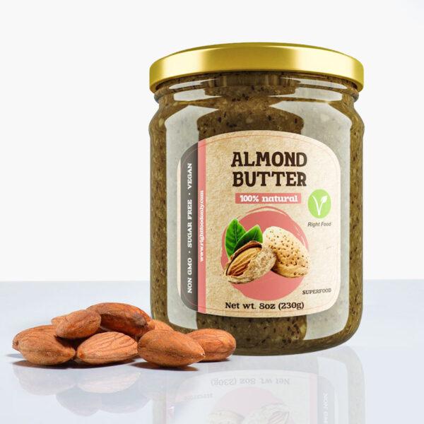 Almond Butter 8oz (230g) 10