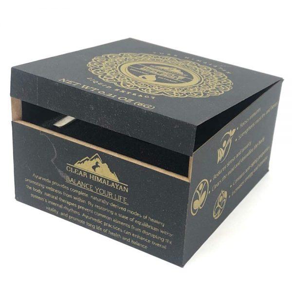 Himalayan Shilajit Resin - Authentic Mumie 100% Natural Liquid Paste 60 Servings (6 g) 6