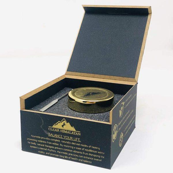 Himalayan Shilajit Resin - Authentic Mumie 100% Natural Liquid Paste 60 Servings (6 g) 3