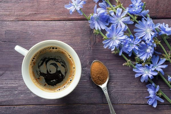 Chicory Root Coffee Syrup 4