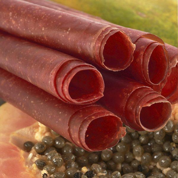 RAW Vegan Fruit Leather 10.6 oz (300 g) - Papaya Dehydrated Sheets 10