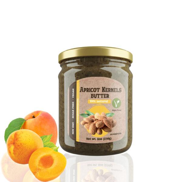 Apricot Kernels Butter (230 g) 8 oz Urbech 2