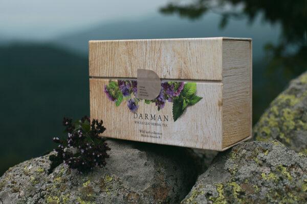 Armenian Herbal Tea (80gr)   4 Flavors - 20g Each 3
