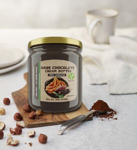 Dark Chocolate Cream Butter 230g (8oz) 2