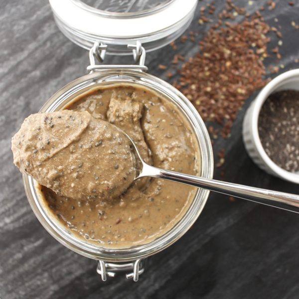 Flaxseed Butter Spread with Buckwheat Honey 5