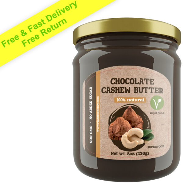Chocolate Cashew Nut Butter