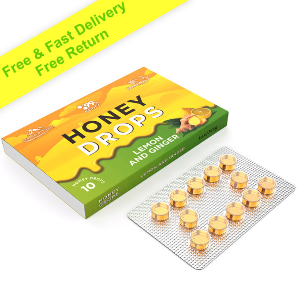 Honey Hard Candy
