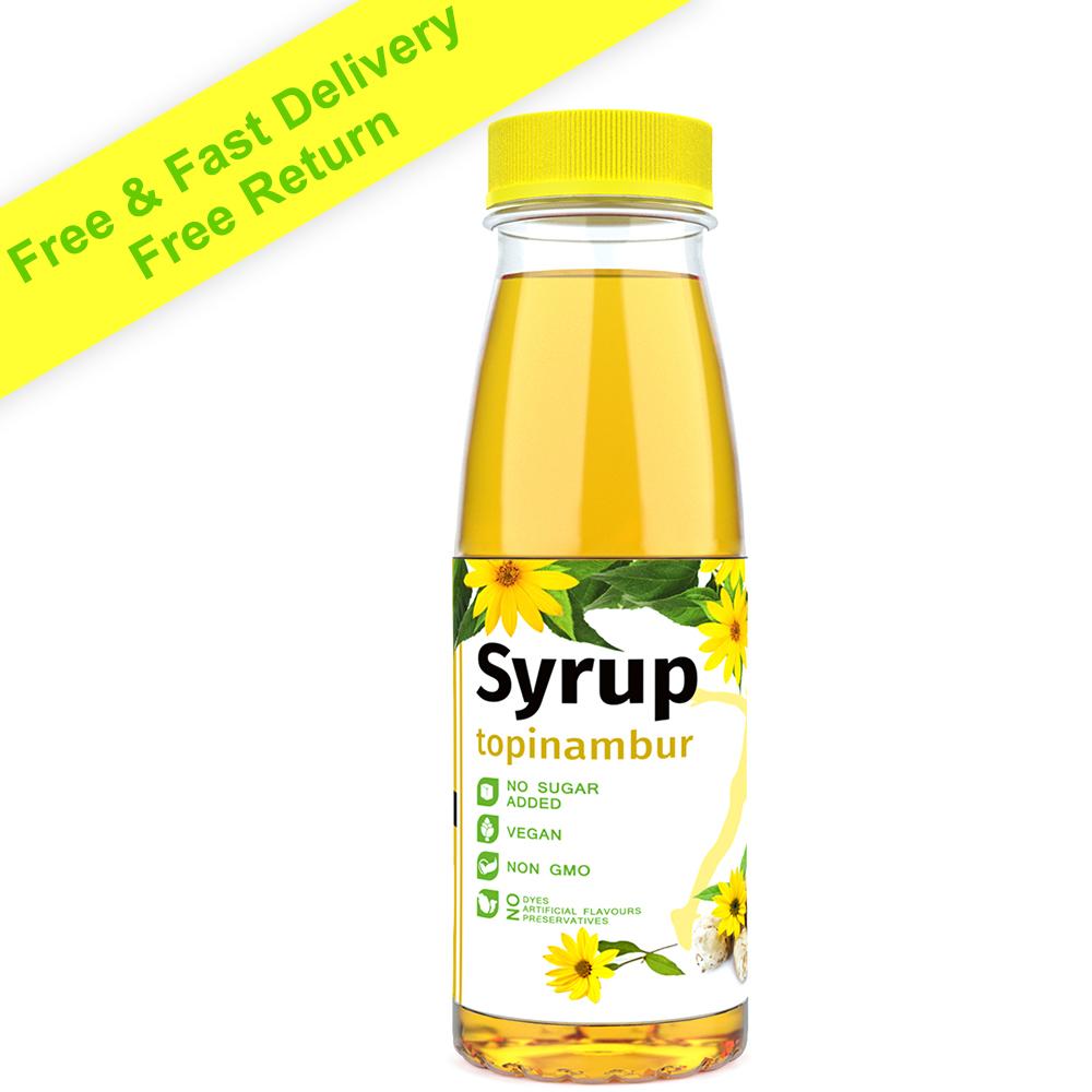 Topinambur Syrup   Sugar Free