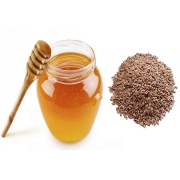 Flaxseed Butter Spread with Buckwheat Honey 2