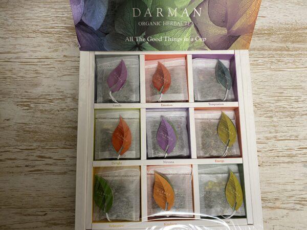 Armenian Herbal Tea 27 Sachets 9 Flavors 4