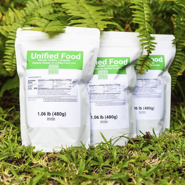 U Food - Unified Food - 1 Pack (1.06 lb) Nutritionally Complete Food 4