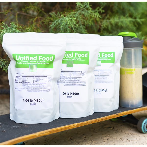 U Food - Unified Food - 1 Pack (1.06 lb) Nutritionally Complete Food 5